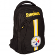 "Pittsburgh Steelers NFL ""Action"" Air-Mesh Structured Lightweight Backpack"