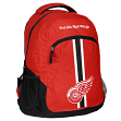 "Detroit Red Wings NHL ""Action"" Air-Mesh Structured Lightweight Backpack"