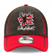 "Dale Earnhardt NASCAR New Era 9Forty ""Speed"" Performance Adjustable Hat"