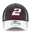 "Brad Keselowski NASCAR New Era 9Forty ""Speed"" Performance Adjustable Hat"