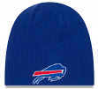"Buffalo Bills New Era NFL ""Basic Team Beanie"" Reversible Knit Hat"
