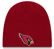 "Arizona Cardinals New Era NFL ""Basic Team Beanie"" Reversible Knit Hat"