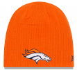 "Denver Broncos New Era NFL ""Basic Team Beanie"" Reversible Knit Hat"