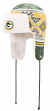 "Green Bay Packers New Era NFL ""Festive Trapper"" Fur Lined Knit Hat"