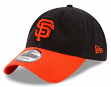 "San Francisco Giants New Era MLB 9Twenty ""Twill Core Classic"" Adjustable Hat"