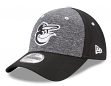 "Baltimore Orioles New Era 9Forty MLB ""League Shadow 2"" Adjustable Hat - Black"