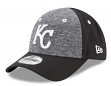 "Kansas City Royals New Era 9Forty MLB ""League Shadow 2"" Adjustable Hat - Black"