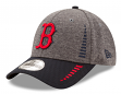 "Boston Red Sox New Era 9Forty MLB ""Speed"" Performance Adjustable Hat - 2 Tone"
