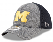 "Michigan Wolverines New Era 9Forty NCAA ""Shadow Turn"" Adjustable Hat"