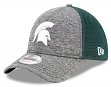 """Michigan State Spartans New Era 9Forty NCAA """"Shadow Turn"""" Adjustable Hat"""