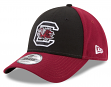 "South Carolina Gamecocks New Era NCAA 9Forty ""The League Blocked"" Adjustable Hat"