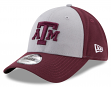 "Texas A&M Aggies New Era NCAA 9Forty ""The League Blocked"" Adjustable Hat"