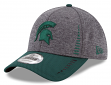 "Michigan State Spartans New Era 9Forty NCAA ""Speed"" Performance Adjustable Hat"