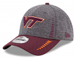 "Virginia Tech Hokies New Era 9Forty NCAA ""Speed"" Performance Adjustable Hat"