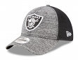 "Oakland Raiders New Era 9Forty NFL ""Shadow Turn"" Adjustable Hat"