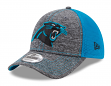 "Carolina Panthers New Era 9Forty NFL ""Shadow Turn"" Adjustable Hat"