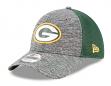 "Green Bay Packers New Era 9Forty NFL ""Shadow Turn"" Adjustable Hat"