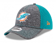 """Miami Dolphins New Era 9Forty NFL """"Shadow Turn"""" Adjustable Hat"""