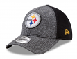 """Pittsburgh Steelers New Era 9Forty NFL """"Shadow Turn"""" Adjustable Hat"""