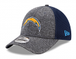 "Los Angeles Chargers New Era 9Forty NFL ""Shadow Turn"" Adjustable Hat"