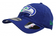 "Seattle Seahawks New Era NFL 9Twenty ""Core Classic Canvas"" Adjustable Hat"