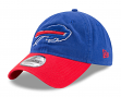 "Buffalo Bills New Era NFL 9Twenty ""Twill Core Classic"" Adjustable Hat"