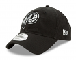 Washington Redskins New Era NFL 9Twenty Twill Core Classic Adjustable Black Hat