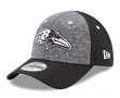 "Baltimore Ravens New Era 9Forty NFL ""League Shadow 2"" Adjustable Hat - Black"
