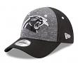 "Carolina Panthers New Era 9Forty NFL ""League Shadow 2"" Adjustable Hat - Black"