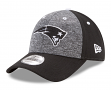 "New England Patriots New Era 9Forty NFL ""League Shadow 2"" Adjustable Hat - Black"