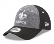 "New Orleans Saints New Era 9Forty NFL ""League Shadow 2"" Adjustable Hat - Black"