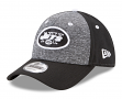 "New York Jets New Era 9Forty NFL ""League Shadow 2"" Adjustable Hat - Black"