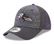 "Baltimore Ravens New Era 9Forty NFL ""League Shadow 2"" Adjustable Hat - Gray"