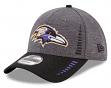 "Baltimore Ravens New Era 9Forty NFL ""Speed"" Performance Adjustable Hat - 2 Tone"