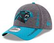 "Carolina Panthers New Era 9Forty NFL ""Speed"" Performance Adjustable Hat - 2 Tone"