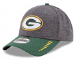"Green Bay Packers New Era 9Forty NFL ""Speed"" Performance Adjustable Hat - 2 Tone"