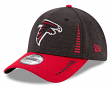 "Atlanta Falcons New Era 9Forty NFL ""Speed Tech"" Performance Adjustable Hat"