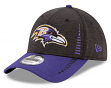 "Baltimore Ravens New Era 9Forty NFL ""Speed Tech"" Performance Adjustable Hat"