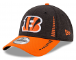 "Cincinnati Bengals New Era 9Forty NFL ""Speed Tech"" Performance Adjustable Hat"