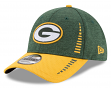 """Green Bay Packers New Era 9Forty NFL """"Speed Tech"""" Performance Adjustable Hat"""