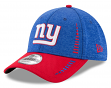 "New York Giants New Era 9Forty NFL ""Speed Tech"" Performance Adjustable Hat"