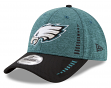 "Philadelphia Eagles New Era 9Forty NFL ""Speed Tech"" Performance Adjustable Hat"