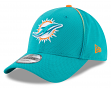 "Miami Dolphins New Era 9Forty NFL ""Fade Grade"" Adjustable Hat"