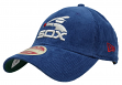"Chicago White Sox New Era MLB 9Forty ""Cooperstown Team Cord"" Adjustable Hat"
