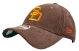 "San Diego Padres New Era MLB 9Forty ""Cooperstown Team Cord"" Adjustable Hat"