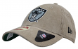 "Oakland Raiders New Era NFL 9Forty ""Historic Team Cord"" Adjustable Hat"