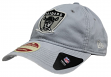 "Oakland Raiders New Era NFL 9Twenty ""Historic Rugged Ballcap"" Adjustable Hat"