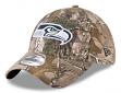 "Seattle Seahawks New Era NFL 9Twenty ""Realtree"" Adjustable Hat"