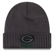 "Green Bay Packers New Era NFL ""Crisp Cover"" Cuffed Knit Hat"