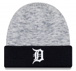 "Detroit Tigers New Era MLB ""Chiller Tone"" Cuffed Knit Hat"